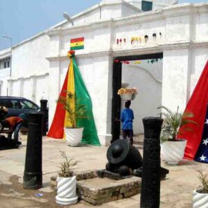 Exciting day trip to Cape Coast and Elmina castles, Ghana